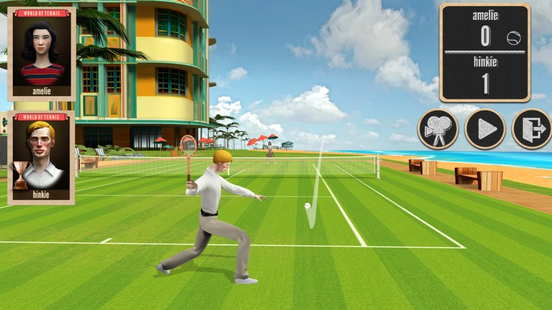 best tennis game ios