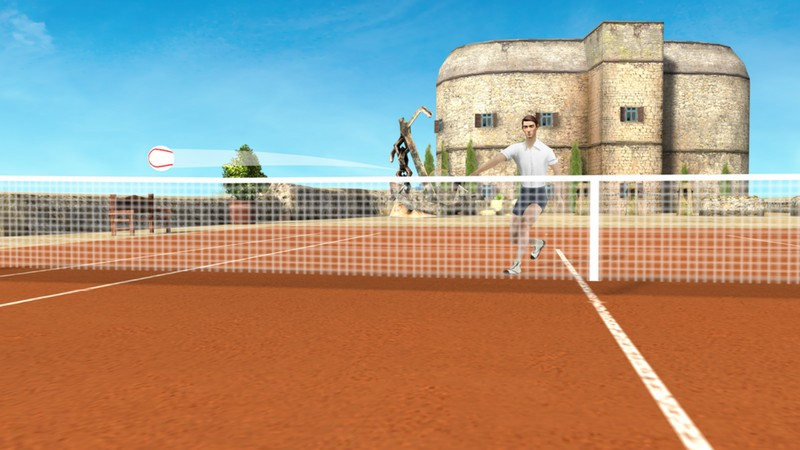 play tennis android