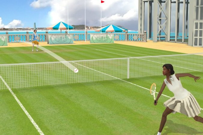 play tennis ios